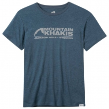 Men's Logo T-Shirt by Mountain Khakis in Harrisonburg Va