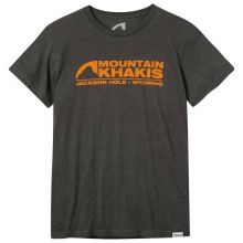 Men's Logo T-Shirt by Mountain Khakis in Colorado Springs Co