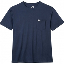 Men's Pocket Logo T-Shirt by Mountain Khakis