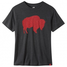 Men's Bison T-Shirt by Mountain Khakis in Rogers Ar