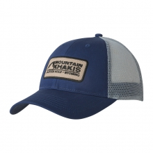 Soul Patch Trucker Cap by Mountain Khakis in Juneau Ak