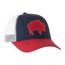 Bison Patch Trucker Cap by Mountain Khakis in Tucson Az