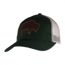 Bison Patch Trucker Cap