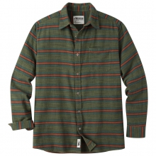 Men's Lundy Flannel Shirt by Mountain Khakis