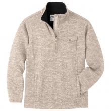 Men's Old Faithful Qtr Zip Sweater by Mountain Khakis in Madison Al