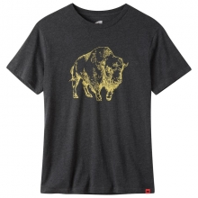 Men's Bison Illustration T-Shirt by Mountain Khakis in Sioux Falls SD