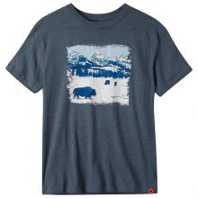 Men's Snowy Graze T-Shirt by Mountain Khakis