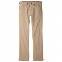 Women's Camber 105 Pant Classic Fit by Mountain Khakis in Blacksburg VA