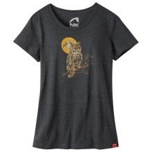 Women's Owl and Moon T-Shirt by Mountain Khakis