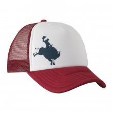 Rodeo Bison Trucker Cap by Mountain Khakis in Mt Pleasant Sc