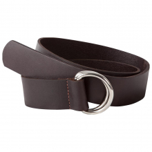 Leather D-Ring Belt by Mountain Khakis