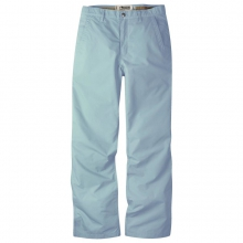 Men's Poplin Pant Slim Fit
