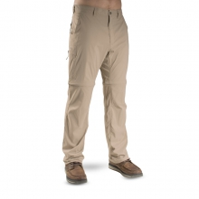 Men's Equatorial Stretch Convertible Pant Relaxed Fit by Mountain Khakis in Costa Mesa Ca
