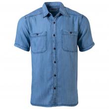 Men's SS Ace Indigo Sport Shirt
