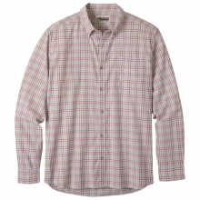 Men's Spalding Gingham Long Sleeve Shirt by Mountain Khakis in Iowa City IA