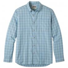 Men's Spalding Gingham Long Sleeve Shirt by Mountain Khakis in Glenwood Springs CO