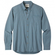Men's Spalding Gingham Long Sleeve Shirt by Mountain Khakis in Huntsville Al