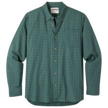 Spalding Gingham Long Sleeve Shirt by Mountain Khakis in Montgomery Al