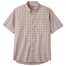 Men's Spalding Gingham Short Sleeve Shirt