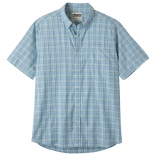 Men's Spalding Gingham Short Sleeve Shirt by Mountain Khakis in Glenwood Springs CO