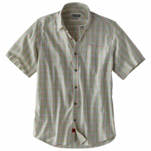 Men's Spalding Gingham Short Sleeve Shirt by Mountain Khakis in Denver Co