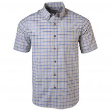 Men's Spalding Gingham Short Sleeve Shirt by Mountain Khakis in Mobile Al