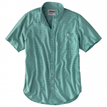 Men's Passport EC Short Sleeve Shirt by Mountain Khakis in Florence Al