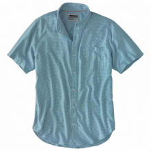 Men's Passport EC Short Sleeve Shirt by Mountain Khakis in Homewood Al
