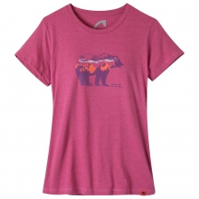 Women's Moon Eyed Bear T-Shirt by Mountain Khakis