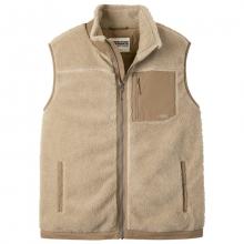 Men's Fourteener Fleece Vest by Mountain Khakis in Golden Co