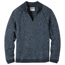 Men's Crafted Qtr Zip Sweater by Mountain Khakis in Bentonville Ar