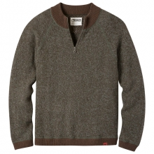 Men's Crafted Qtr Zip Sweater by Mountain Khakis in Los Angeles Ca
