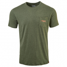 Men's Pocket Logo Short Sleeve T-Shirt by Mountain Khakis