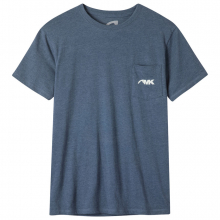 Men's Pocket Logo Short Sleeve T-Shirt by Mountain Khakis in Colorado Springs Co