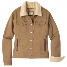 Women's Ranch Shearling Jacket