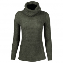 Women's Countryside Cowl Neck Sweater by Mountain Khakis