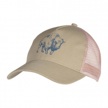 Bison Illustration Trucker Cap by Mountain Khakis in Sioux Falls SD