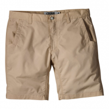 Men's Stretch Poplin Short Relaxed Fit by Mountain Khakis