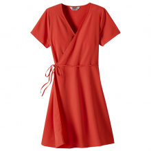 Women's Mountain Rose Wrap Dress by Mountain Khakis in Altamonte Springs Fl