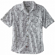 Men's Adventurist Signature Print Shirt by Mountain Khakis in Little Rock Ar