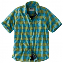 Men's Fixie Short Sleeve Shirt by Mountain Khakis in Anchorage Ak