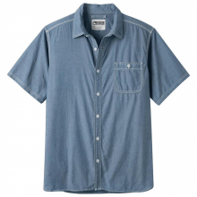 Men's Mountain Chambray Short Sleeve Shirt by Mountain Khakis in Florence Al