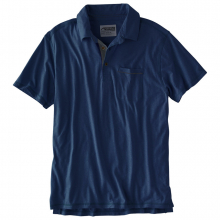 Men's Hutch Polo Shirt by Mountain Khakis in Anchorage Ak
