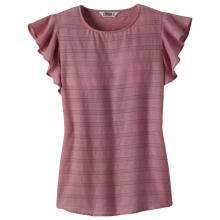 Women's Flutter Short Sleeve Shirt by Mountain Khakis