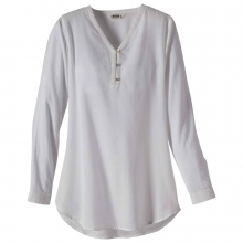 Women's Savannah Long Sleeve Shirt by Mountain Khakis in Frisco CO