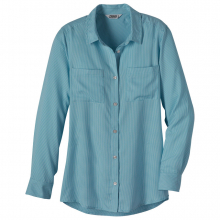 Women's Passport Long Sleeve Shirt by Mountain Khakis in Sioux Falls SD