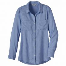 Women's Passport Long Sleeve Shirt by Mountain Khakis in Ridgway Co