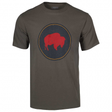 Men's Bison Patch T-Shirt by Mountain Khakis in Los Angeles Ca