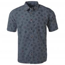 Men's Benchmark Signature Print Shirt