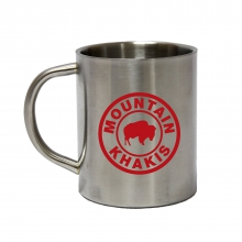 Stainless Steel MK Cup by Mountain Khakis
